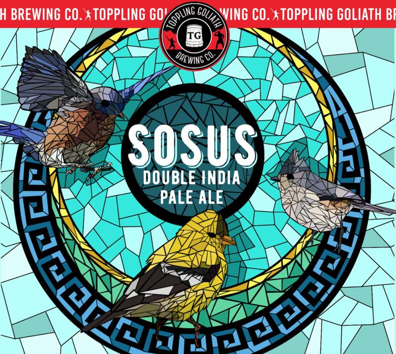 Toppling Goliath Sosus Beer
