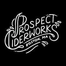 Prospect Ciderworks Paradise beer Label Full Size