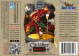 Aviator Oktoberbeast beer