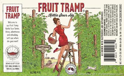 Dust Bowl Fruit Tramp Beer