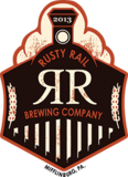 Rusty Rail Imperial Citrus Ale side track # 23 Beer