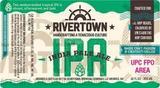 Rivertown IPA beer