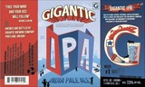 Gigantic IPA beer