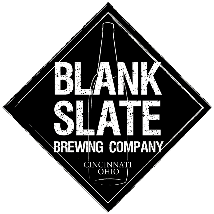 Blank Brewing The One That Just Kicked beer Label Full Size