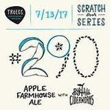 Troegs Scratch Series #290 Apple Saison Beer