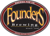 Founders 10 K IPA Beer