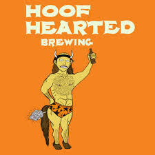 Hoof Hearted Slo Turbo beer Label Full Size