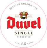 Duvel Moortgat Single Ferment Beer