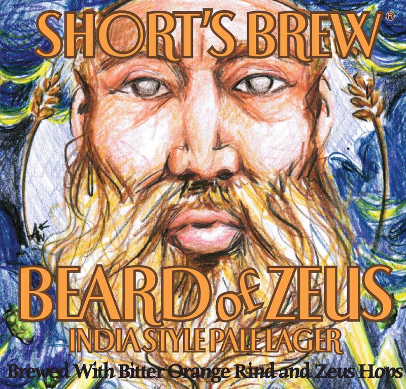 Short's Beard of Zeus Beer