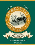 Berkshire Lost Sailor IPA Beer
