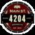 Mini 4204 main street peach juele 1