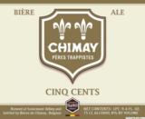 Chimay Cinq Cents Triple / Tripel Beer