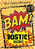 Fort Collins Bombastic beer