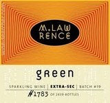 M. Lawrence Green Extra-Sec Sparkling wine