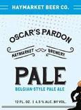 Haymarket Oscar's Pardon Beer