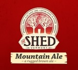 Shed Brewery Mountain Ale beer