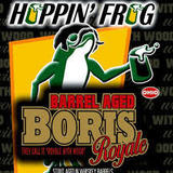 Hoppin' Frog Barrel Aged Boris Royale beer