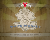 Victory Barrel Aged White Monkey beer