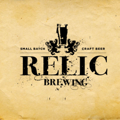 Relic Silent Shroud beer Label Full Size