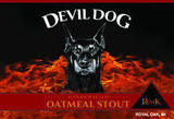 Roak Devil Dog Oatmeal Stout Nitro beer