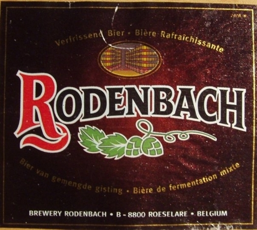 Rodenbach Sour Ale 2005 Beer