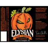 Elysian The Great Pumpkin Beer
