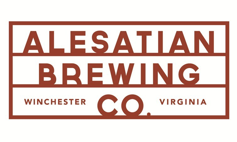 Alesatian 320 Citra beer Label Full Size