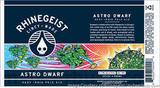Rhinegeist Astro Dwarf beer