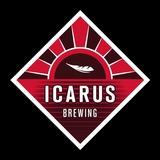 Icarus Pineapple Hindenburg beer