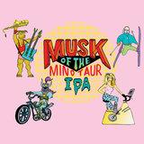Hoof Hearted Musk of the Minotaur IPA Beer
