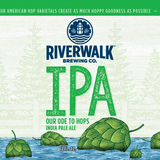 RiverWalk IPA beer