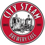 City Steam Brewery Sweet Lew's Portly Porter Beer