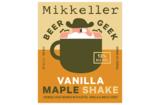 Mikkeller Beer Geek Vanilla Maple Shake beer