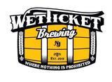 Wet Ticket Dream Ticket Double IPA Beer