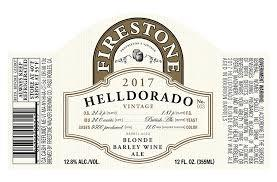 Firestone Walker Helldorado 2017 Beer
