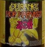 De Ranke Hop Harvest 2011 beer Label Full Size