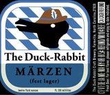 Duck Rabbit Marzen Beer