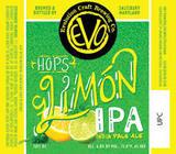 Evolution Hops Limon IPA Beer