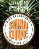 Manayunk Swan Dive beer