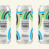 Long Live Good Good Things Beer