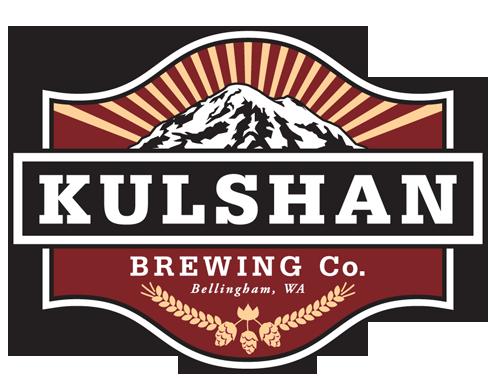 Kulshan Belgian Wit beer Label Full Size