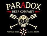 Paradox Skully Barrel No. 52 Alchemy Stones beer