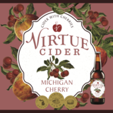 Virtue Cider Michigan Cherry Beer