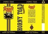 COOP Horny Toad Cerveza beer