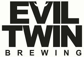 Evil Twin You're In The Jungle Baby! beer Label Full Size