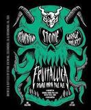Stone Fruitallica 2x IPA Beer