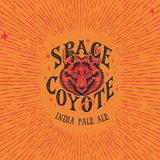 Counter Weight Space Coyote beer