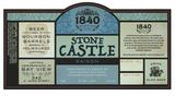 1840 Stone Castle beer