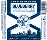 Atwater Blueberry Cobbler Beer