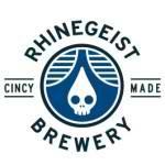 Rhinegeist Cidergeist Bubbles Rose beer Label Full Size
